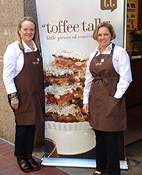 Toffee Talk